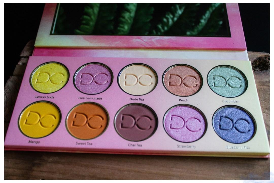 Dominique Cosmetics Lemonade Palette 2