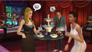 Sims 4 Luxury 1