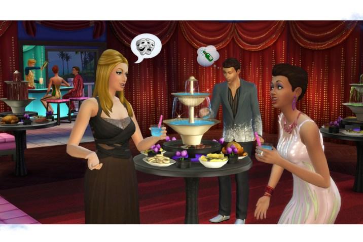 Sims 4 Luxury