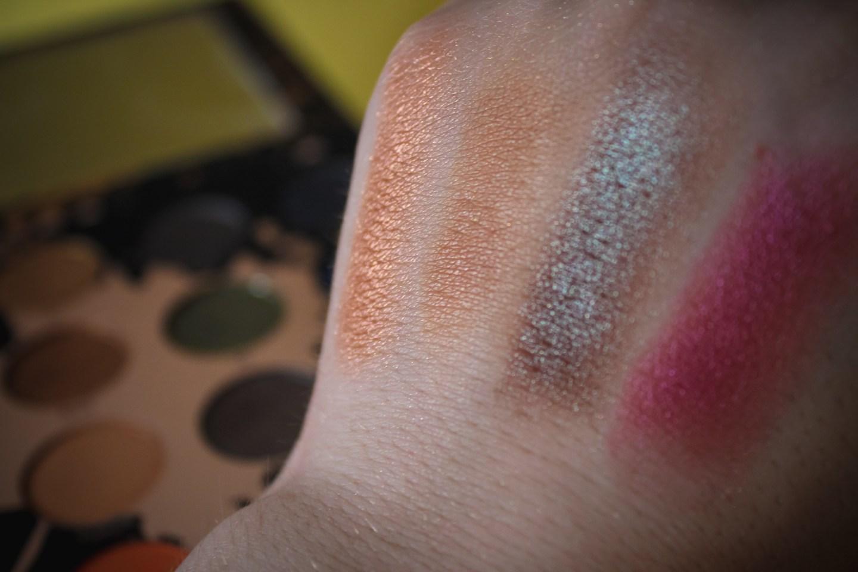 ColourPop Shayla Perception Palette Row 3