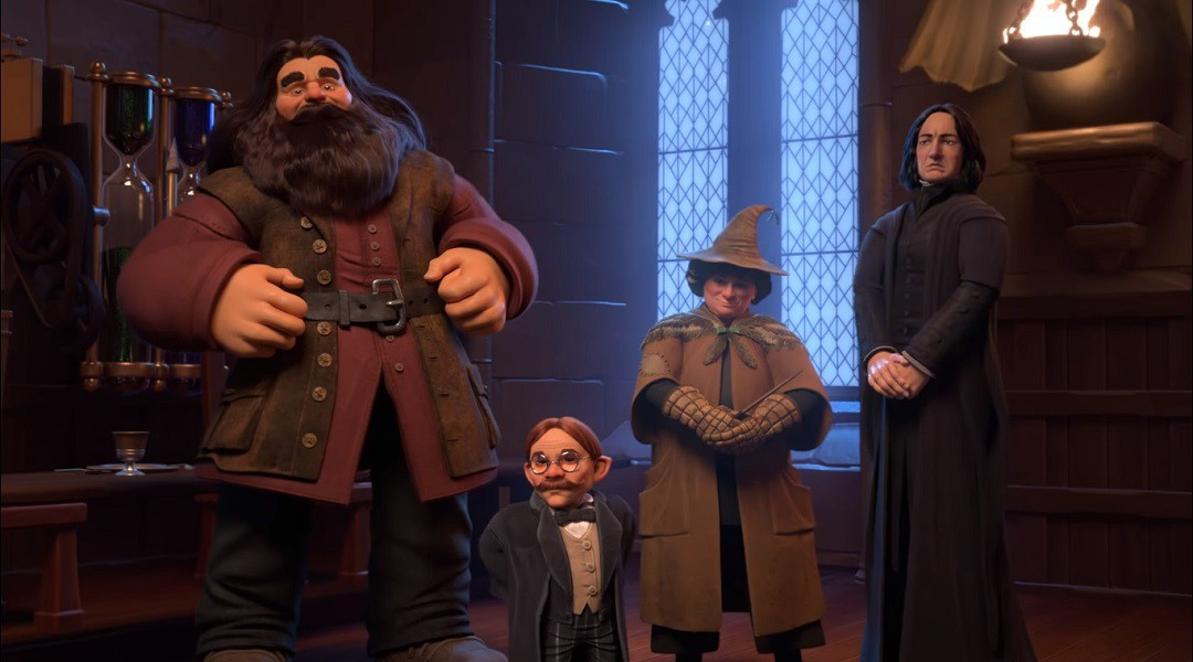 Hogwarts Mystery Professors