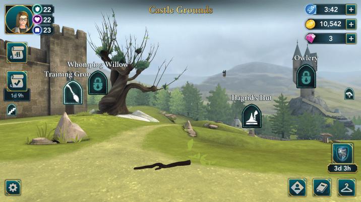 Hogwarts Mystery Stick
