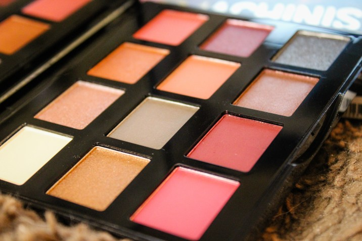 NYX Machinist Ignite Palette 4
