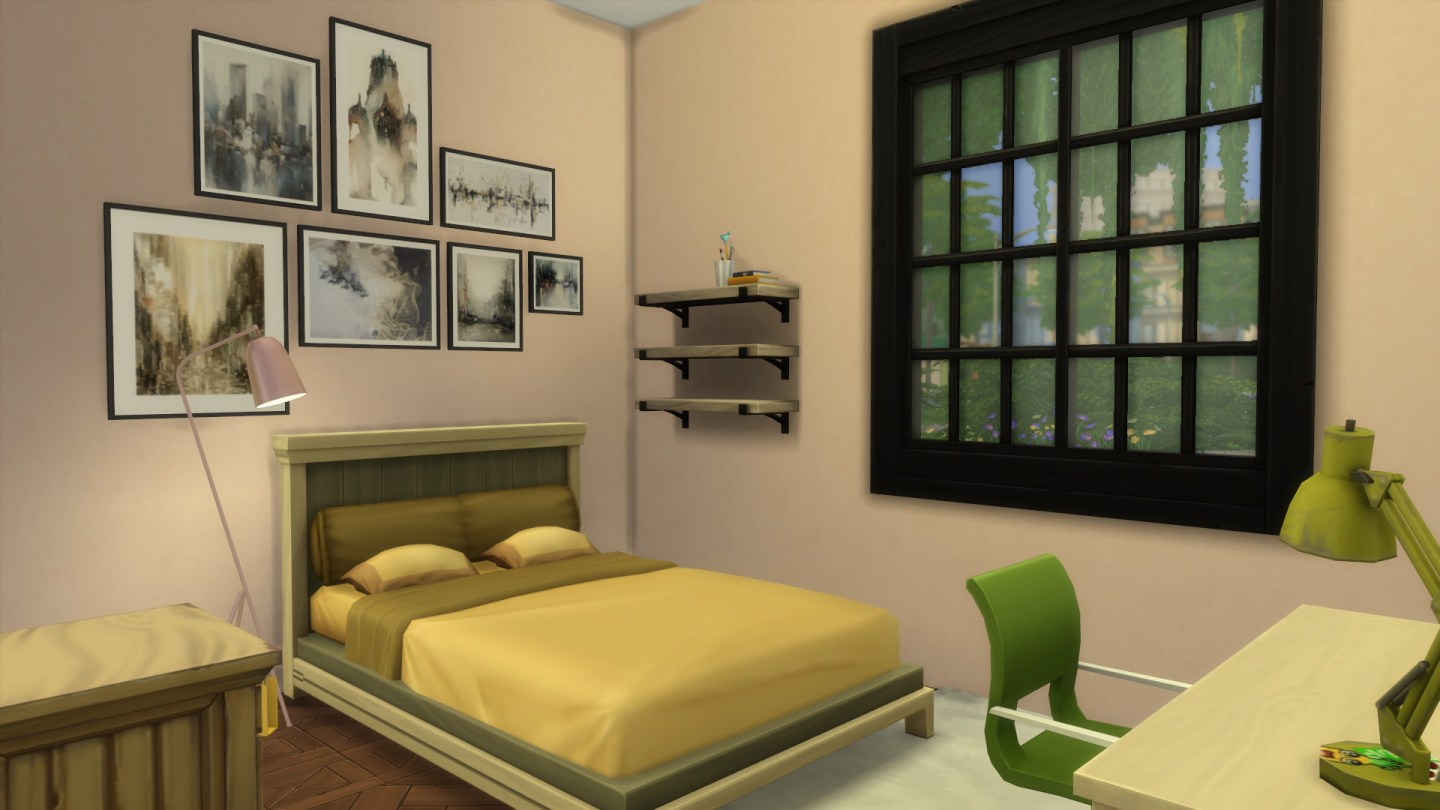 Friends Apartment Sims 3