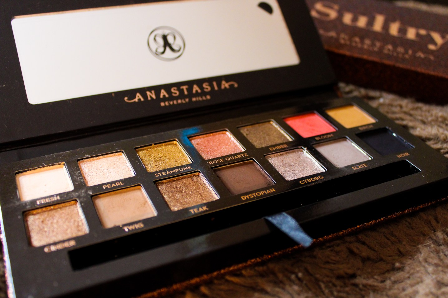 ABH Sultry Palette 4
