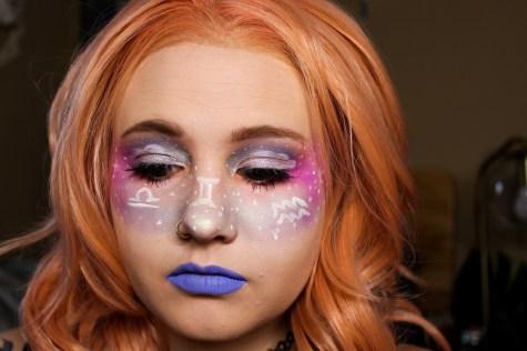Air Zodiac Makeup 1
