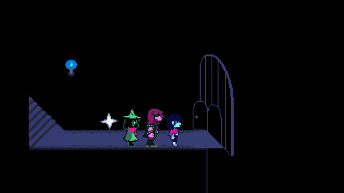 deltarune-secret-boss