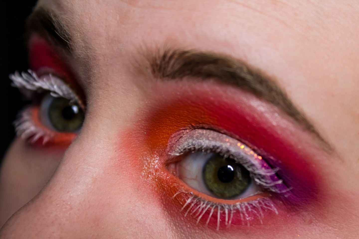Outer Space Neon Fairy: ColourPop Festival Collection Makeup Tutorial 1
