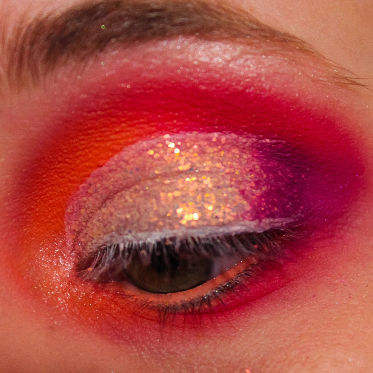 Outer Space Neon Fairy: ColourPop Festival Collection Makeup Tutorial 12
