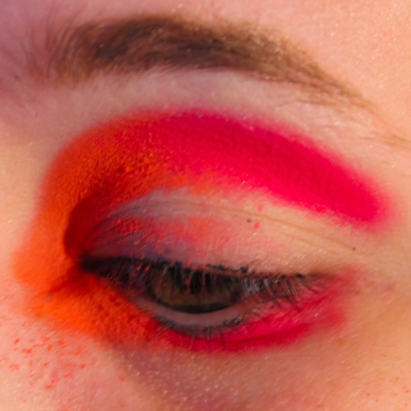 Outer Space Neon Fairy: ColourPop Festival Collection Makeup Tutorial 4