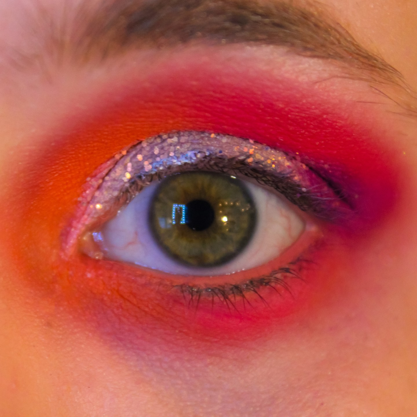 Outer Space Neon Fairy: ColourPop Festival Collection Makeup Tutorial 10