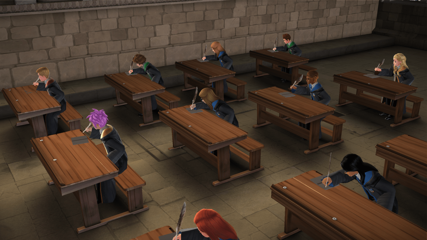 Hogwarts Mystery: How to Pass Your O.W.L. With Flying Colors 2