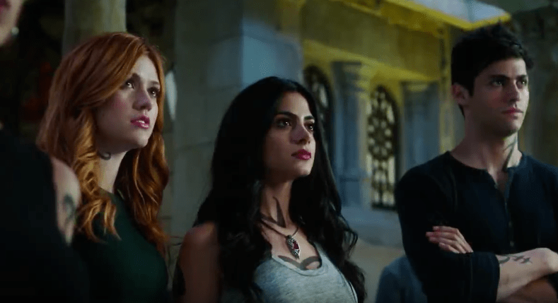 Comparing The Mortal Instruments: City of Ashes to Shadowhunters 3