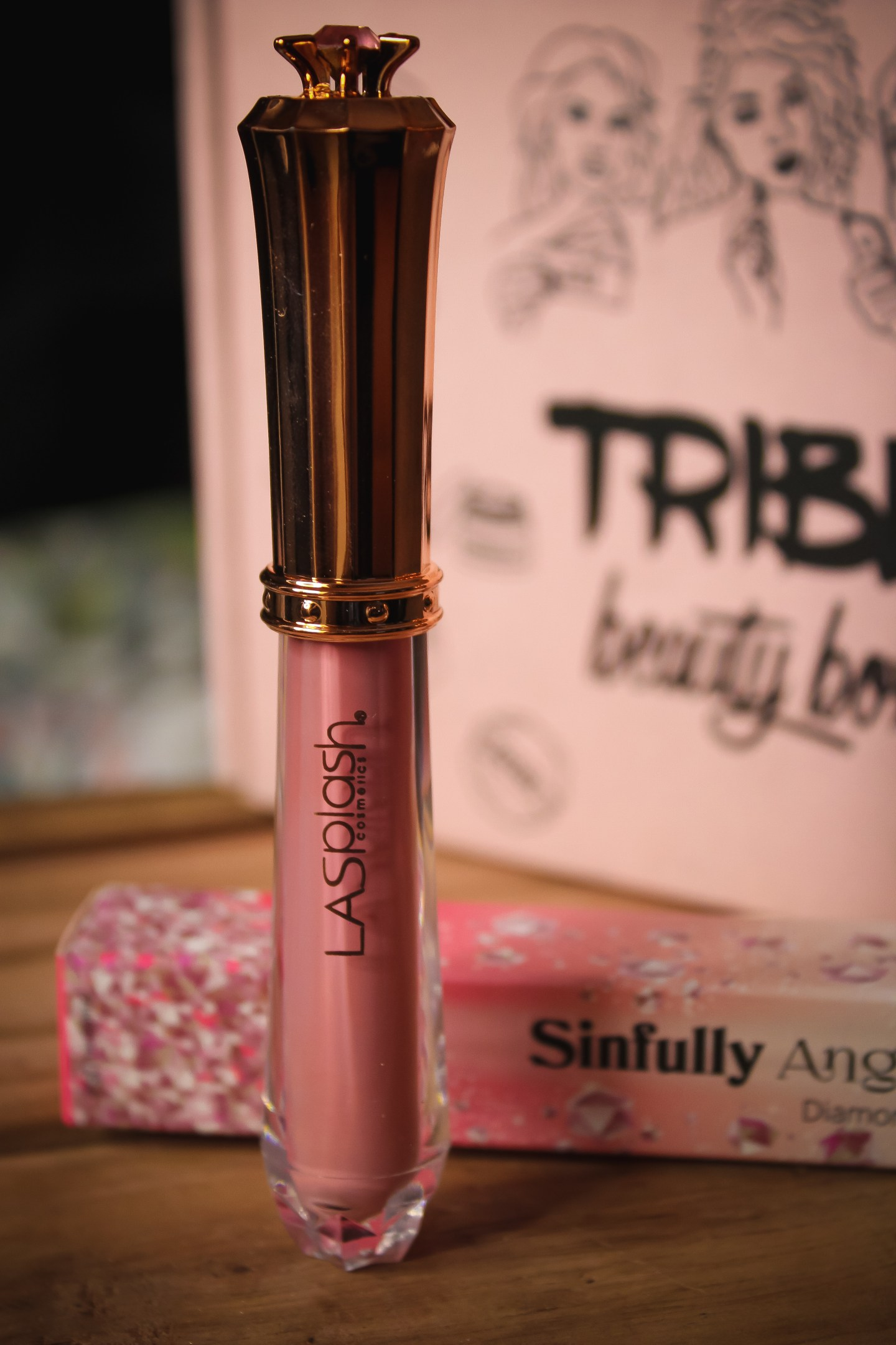 Unboxing Tribe Beauty Vanity and Glam Box 7