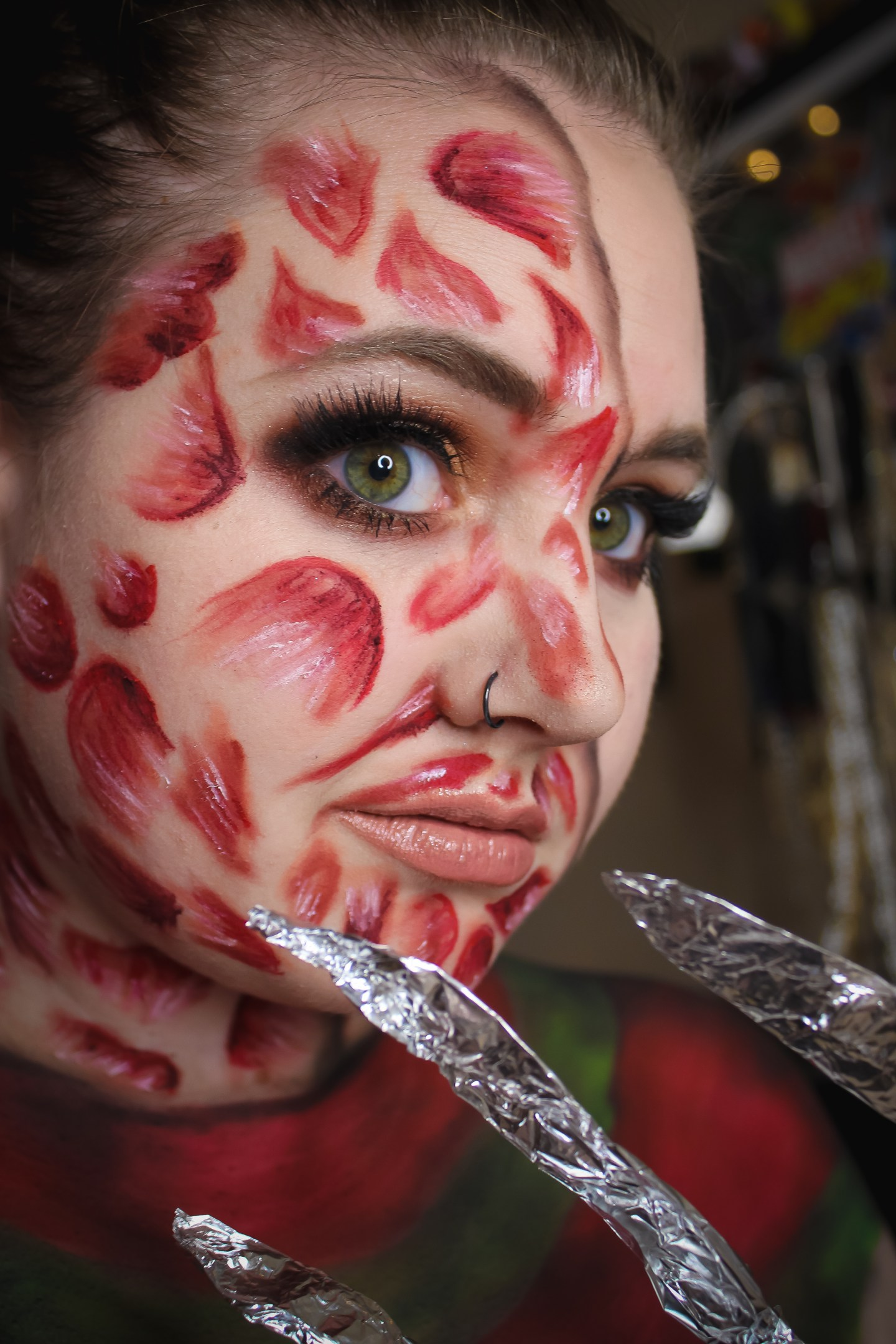 Why are you Screamin'? Freddy Krueger from A Nightmare on Elm Street Makeup Look 7