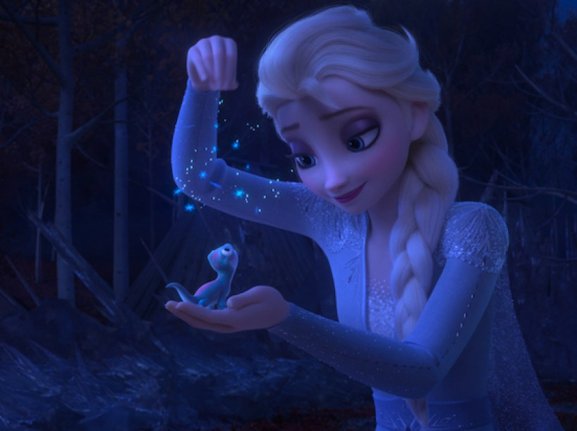 The Pop Culture Download #18: Christmas in the Smokies & Frozen II 2