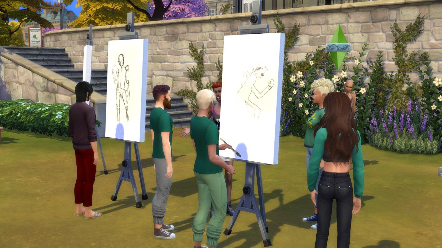 The Pop Culture Download #17: The Sims 4 Discover University 3