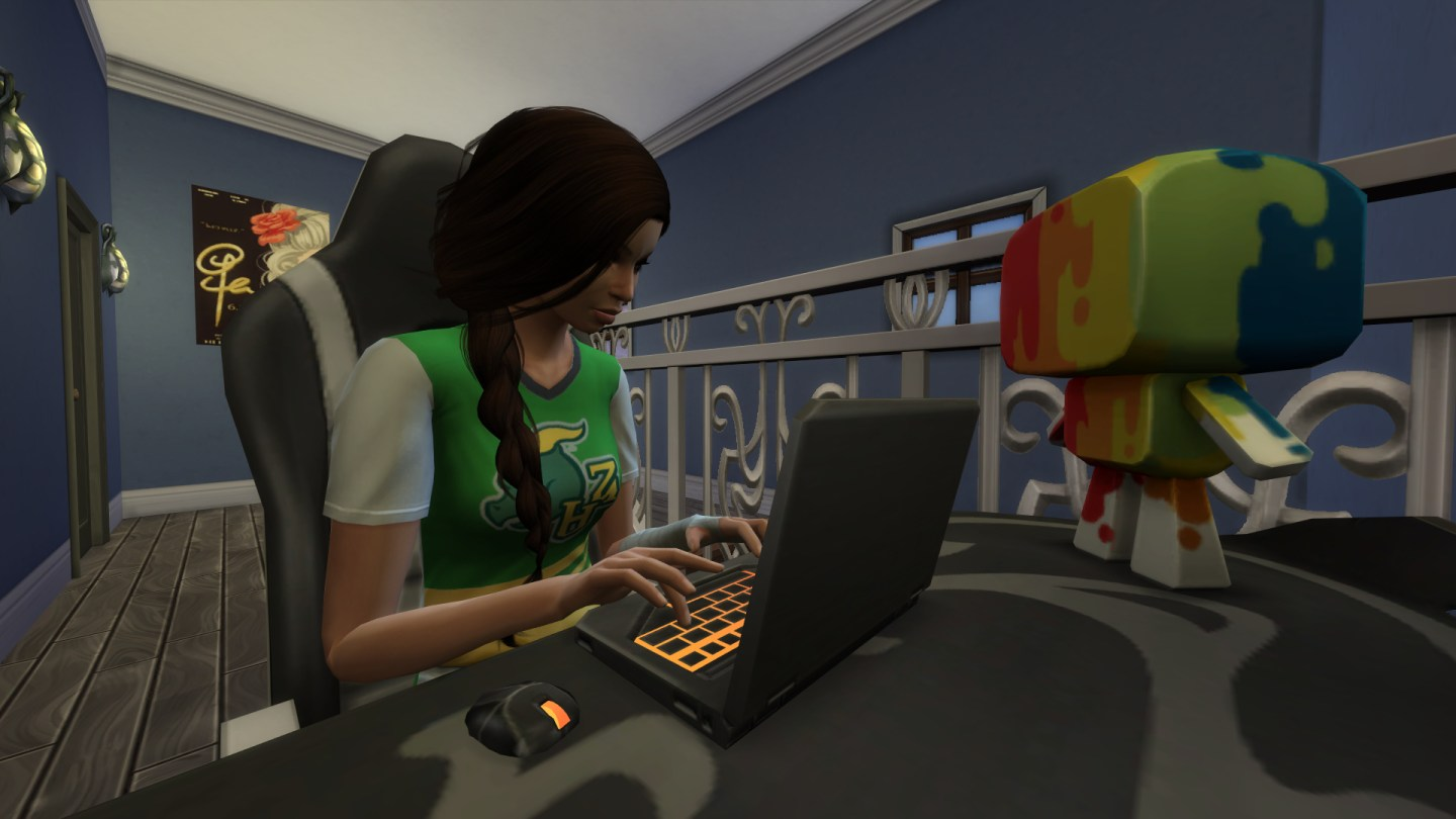 The Pop Culture Download #17: The Sims 4 Discover University 1