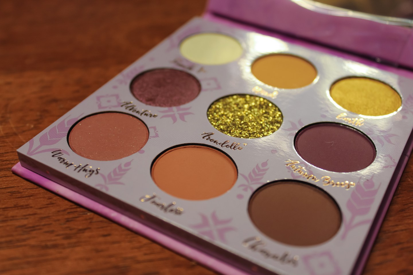 Are You the One I've Been Looking for? Overview of the ColourPop x Disney Frozen II Anna and Elsa Shadow Palettes 2