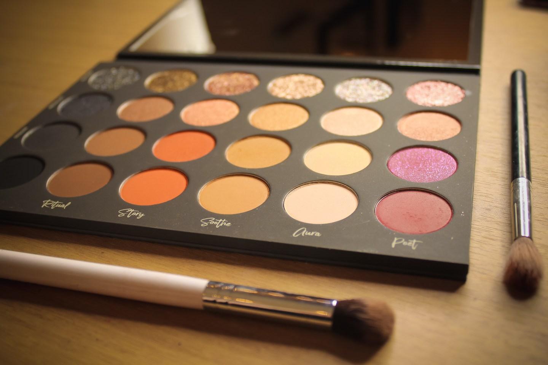 3 Looks 1 Palette: Tati Beauty Textured Neutrals Vol. 1 Palette 1