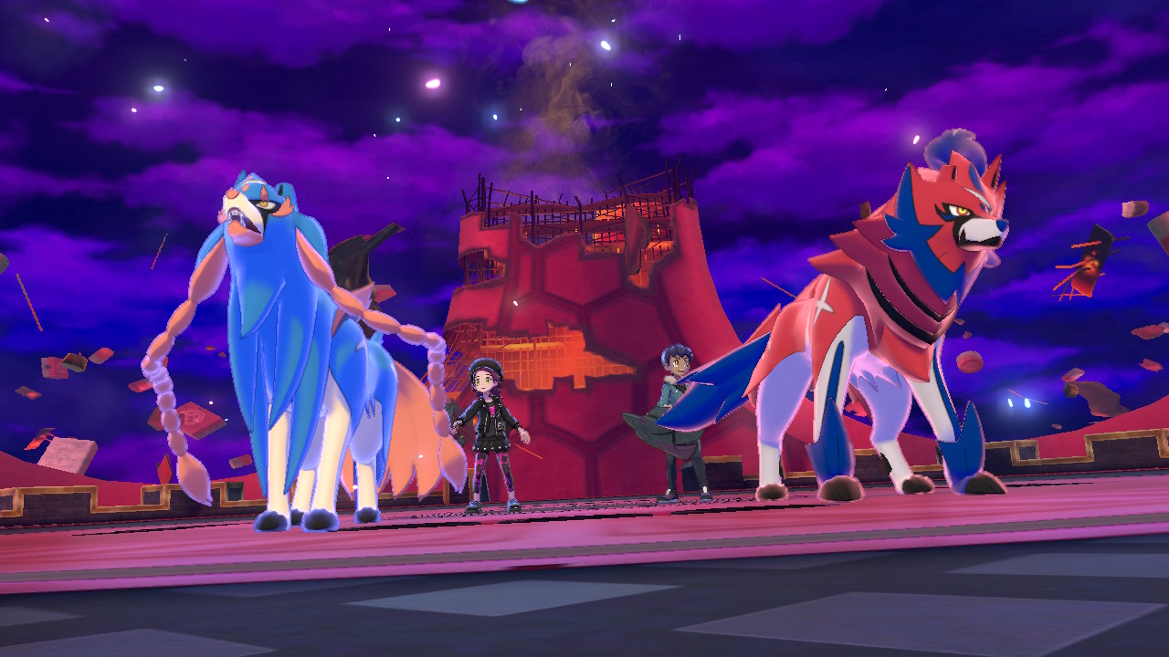Pokemon Sword & Shield: Stopping the Darkest Day 11