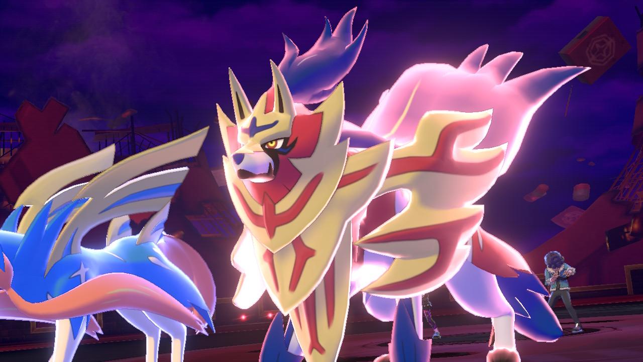 Pokemon Sword & Shield: Stopping the Darkest Day 14