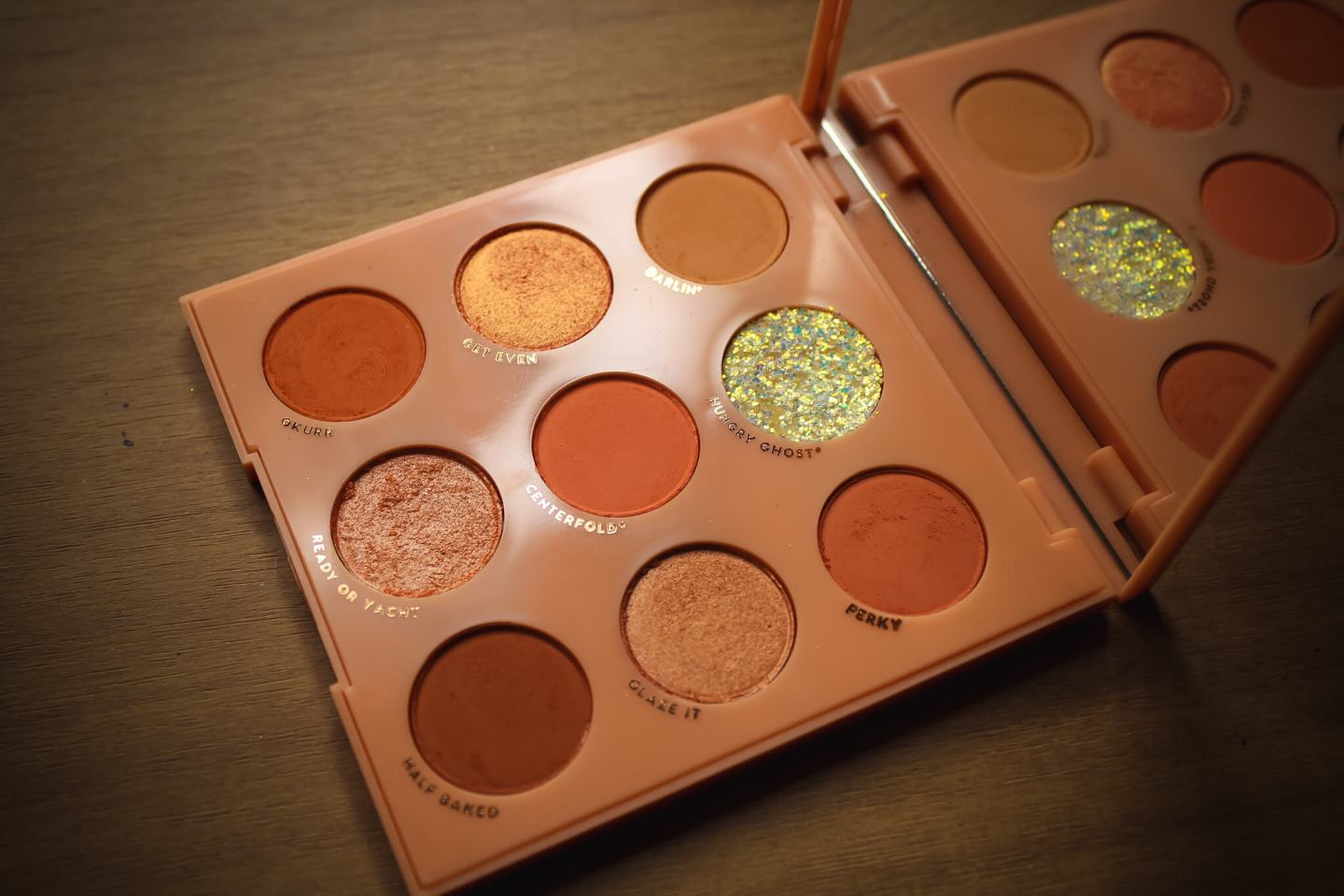 Review & Swatches of the ColourPop 9-Pan Shadow Palettes (Part 2) 3