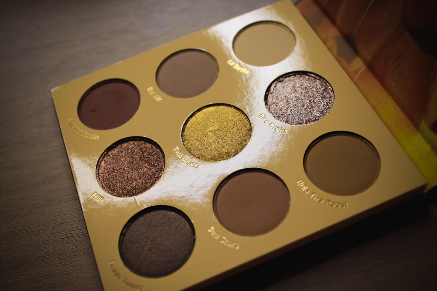 Review & Swatches of the ColourPop 9-Pan Shadow Palettes (Part 2) 24