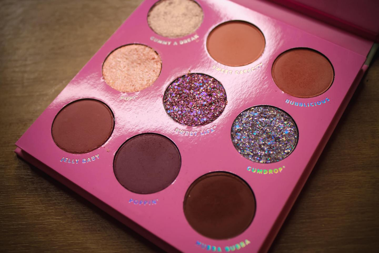 Review & Swatches of the ColourPop 9-Pan Shadow Palettes (Part 2) 17