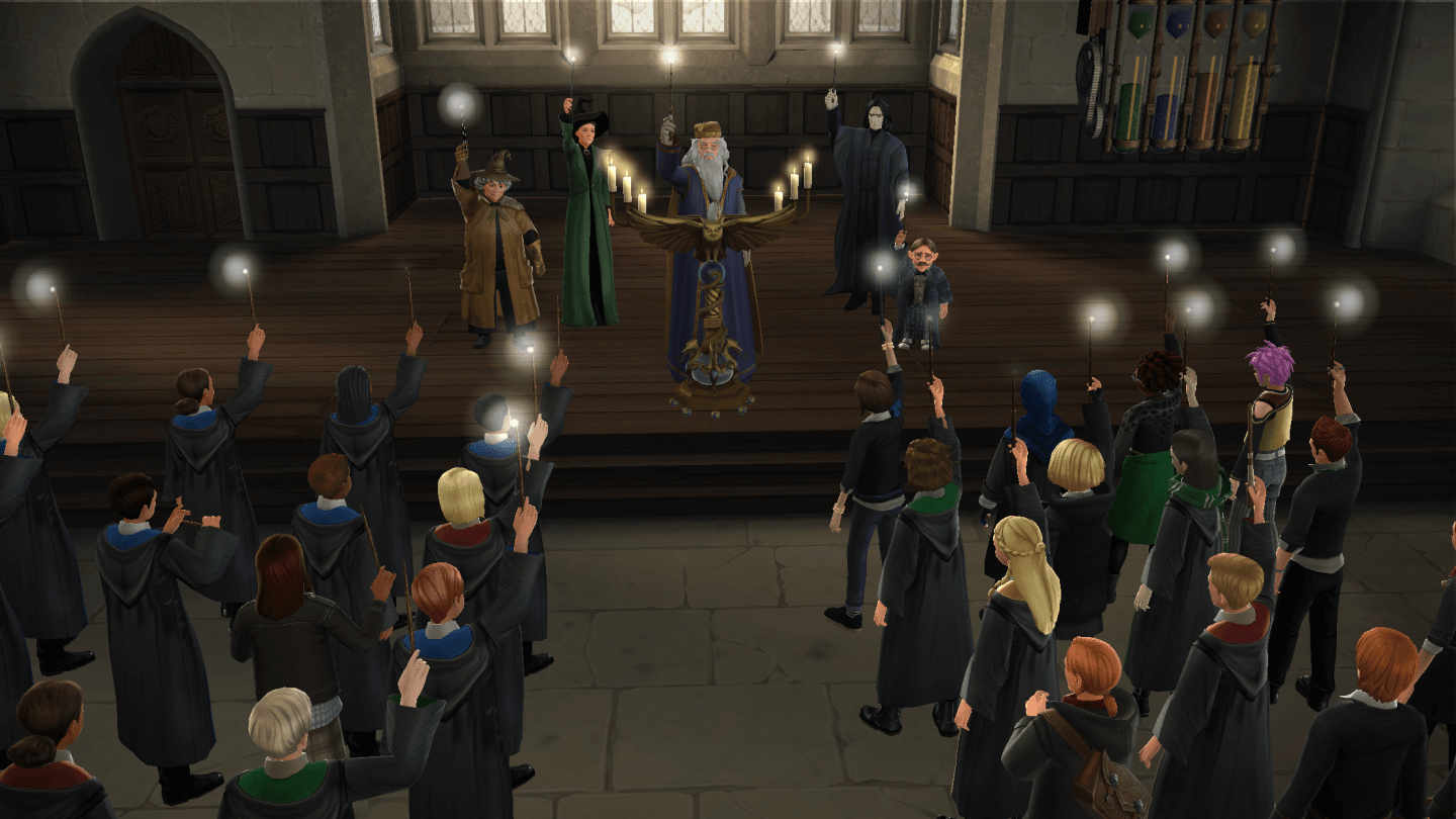 Hogwarts Mystery: Year 6 Overview 33