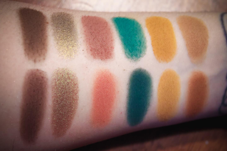 Can We Dupe it? Jeffree Star Cosmetics Alien Palette 5