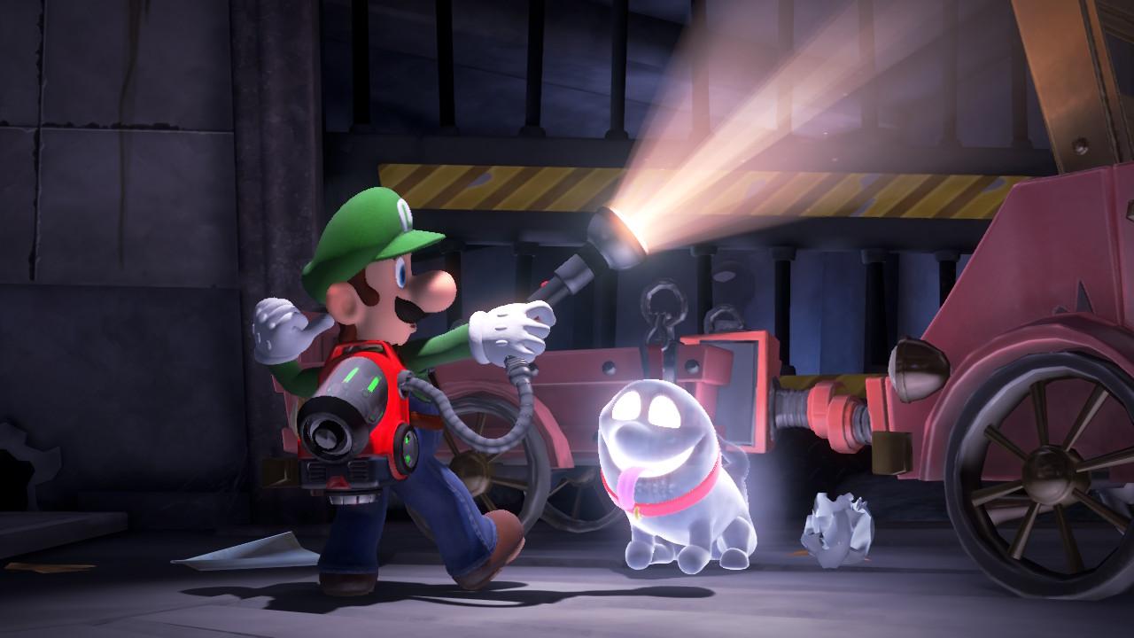Review of Luigi's Mansion 3 8