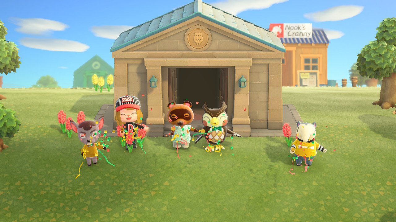 A Beginner's Look at Animal Crossing New Horizons 13