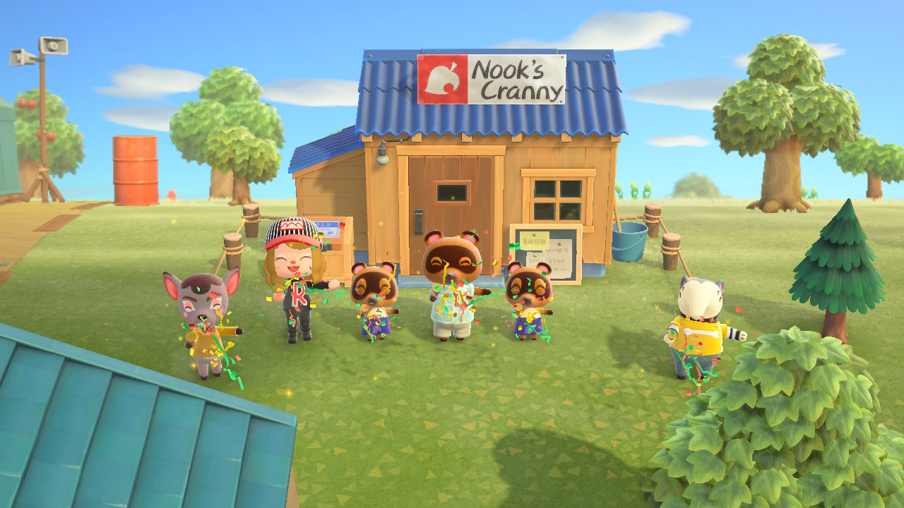 A Beginner's Look at Animal Crossing New Horizons 14