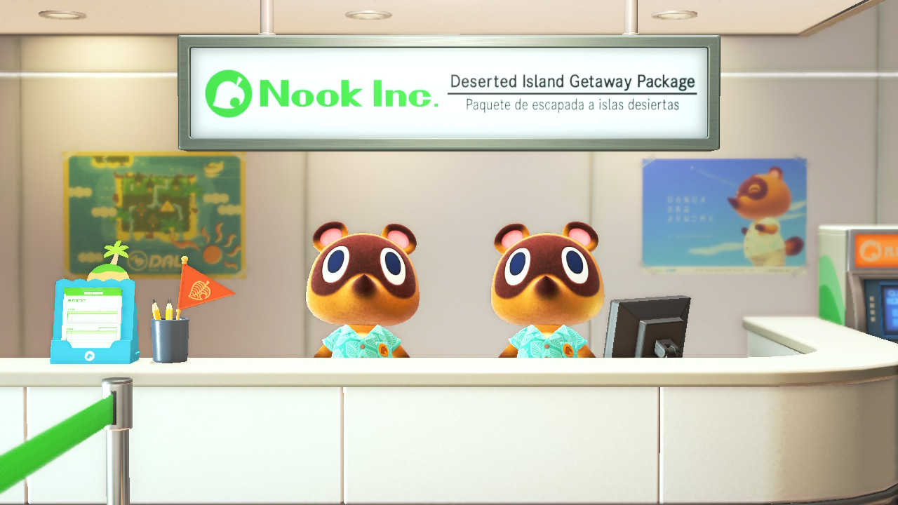 A Beginner's Look at Animal Crossing New Horizons 2
