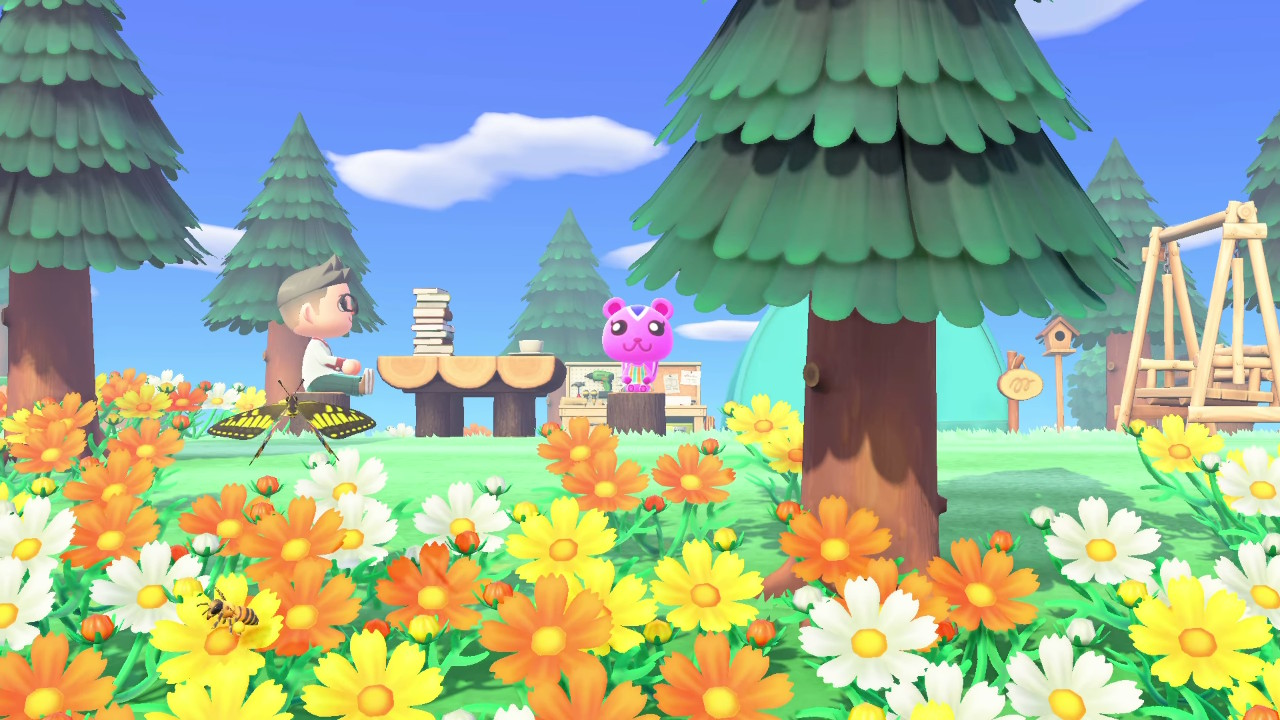A Beginner's Look at Animal Crossing New Horizons 4
