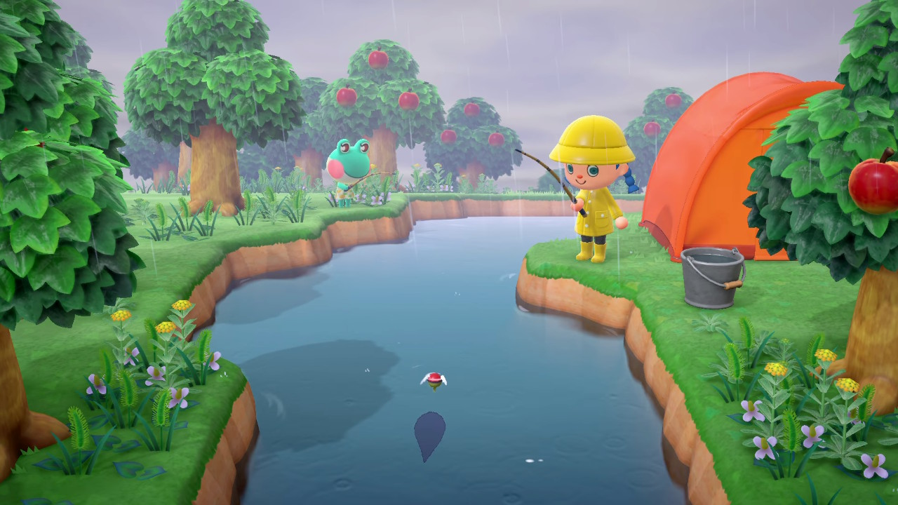 A Beginner's Look at Animal Crossing New Horizons 5