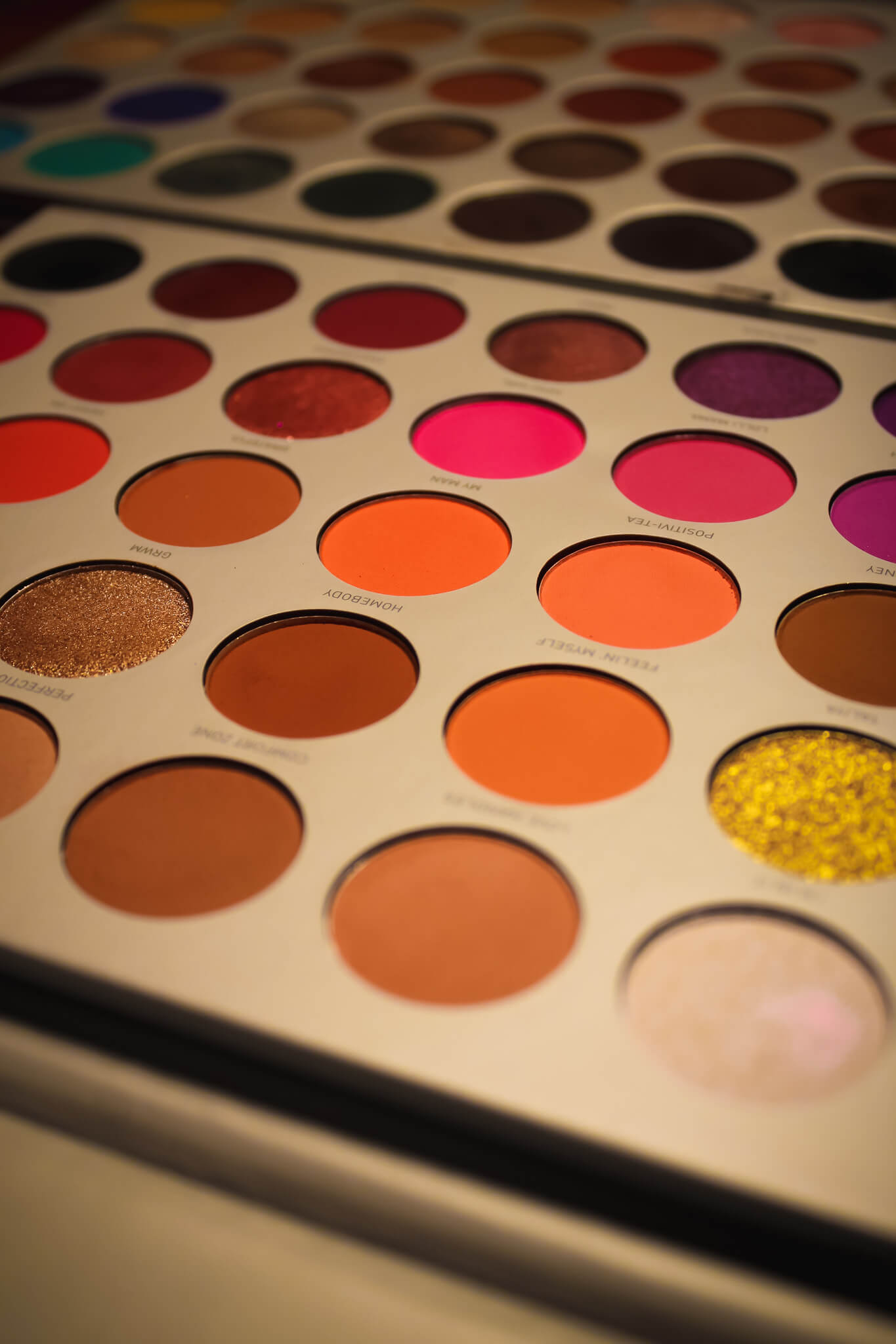 Comparing All the Morphe Jaclyn Hill Collection Formulas 2