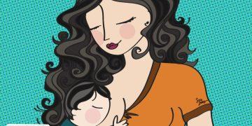 10 Bobagens que mães que amamentam ouvem
