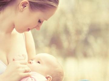 Direitos da criança amamentada com pais separados