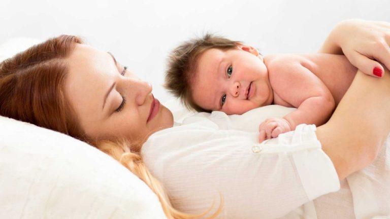 vínculo de mãe e filho