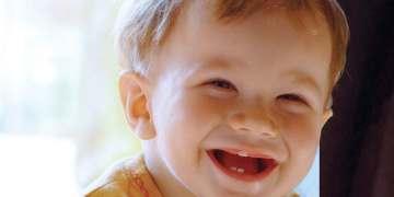 Nascimento dos dentes no bebê