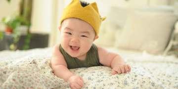 Ganho de peso de bebê