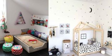 Como montar um quarto montessori