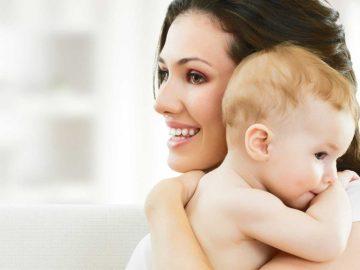 O primeiro ano de uma mãe