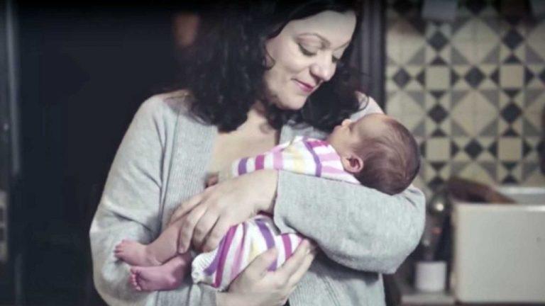 Um intenso primeiro mês de maternidade