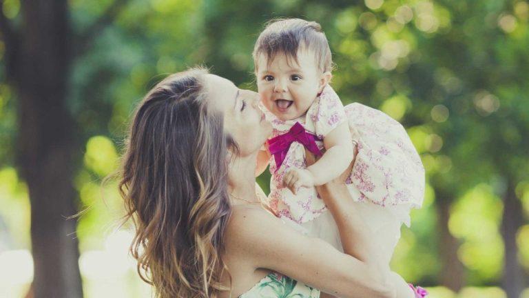 7 razões pelas quais eu amo ser mãe todo dia