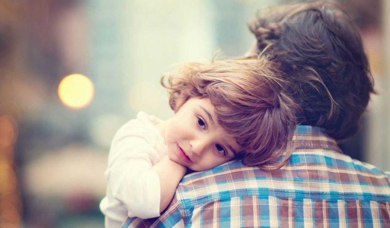 Seu filho é um problema ou você esta com um problema?