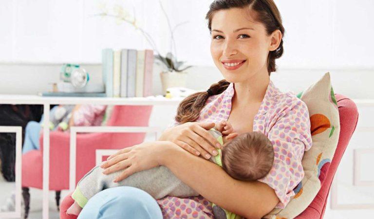 Existe dieta para mãe que amamenta?