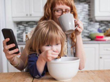 maneiras de simplificar sua rotina familiar